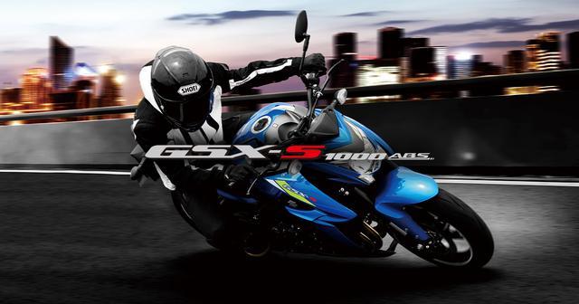 画像: 製品概要 | GSX-S1000 ABS | 二輪車 | スズキ