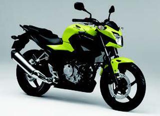 ホンダ CB250F/ABS/ABSスペシャルエディション 2016 年1月/2015 年12月( SE)