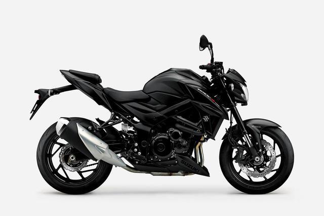 画像2: 「GSX-S750 ABS」(2020)「マットブラックメタリックNo.2」