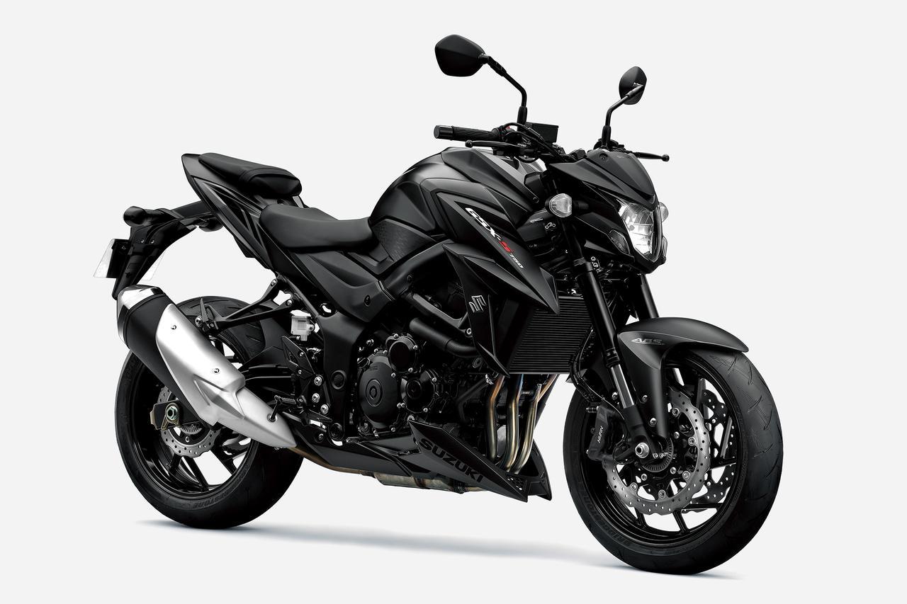 Images : 2番目の画像 - 「GSX-S750 ABS」(2020)の写真を全て見る - webオートバイ