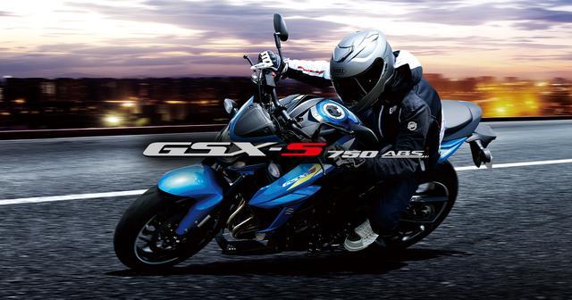 画像: 製品概要 | GSX-S750 ABS | 二輪車 | スズキ