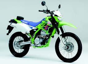 Images : カワサキ KLX250 Final Edition 2016 年 5月