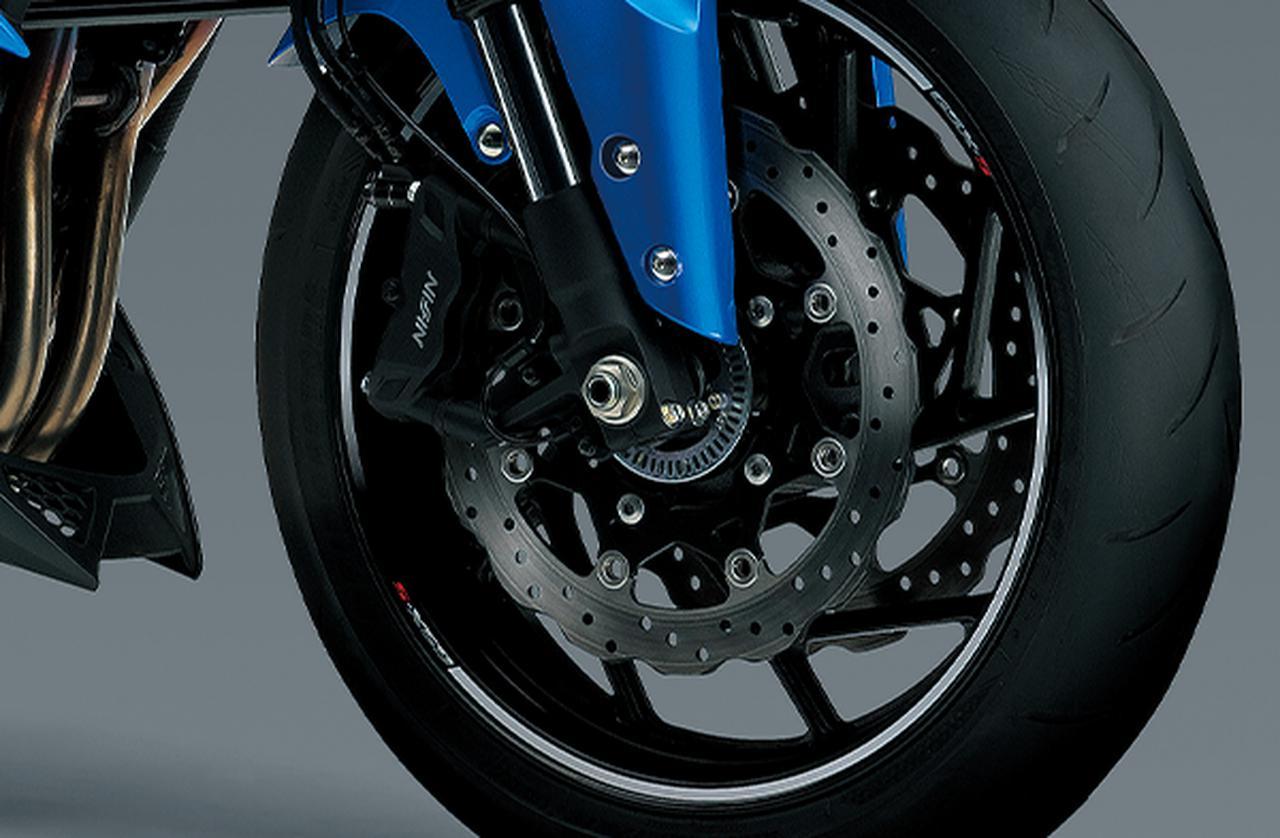 Images : 12番目の画像 - 「GSX-S750 ABS」(2020)の写真を全て見る - webオートバイ