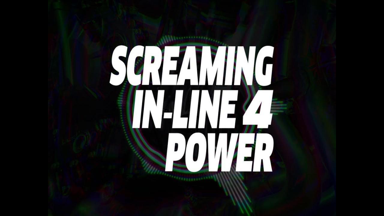 画像: Ninja ZX-25R: Vol.8 Screaming In-Line 4 Power [Engine Sound] www.youtube.com