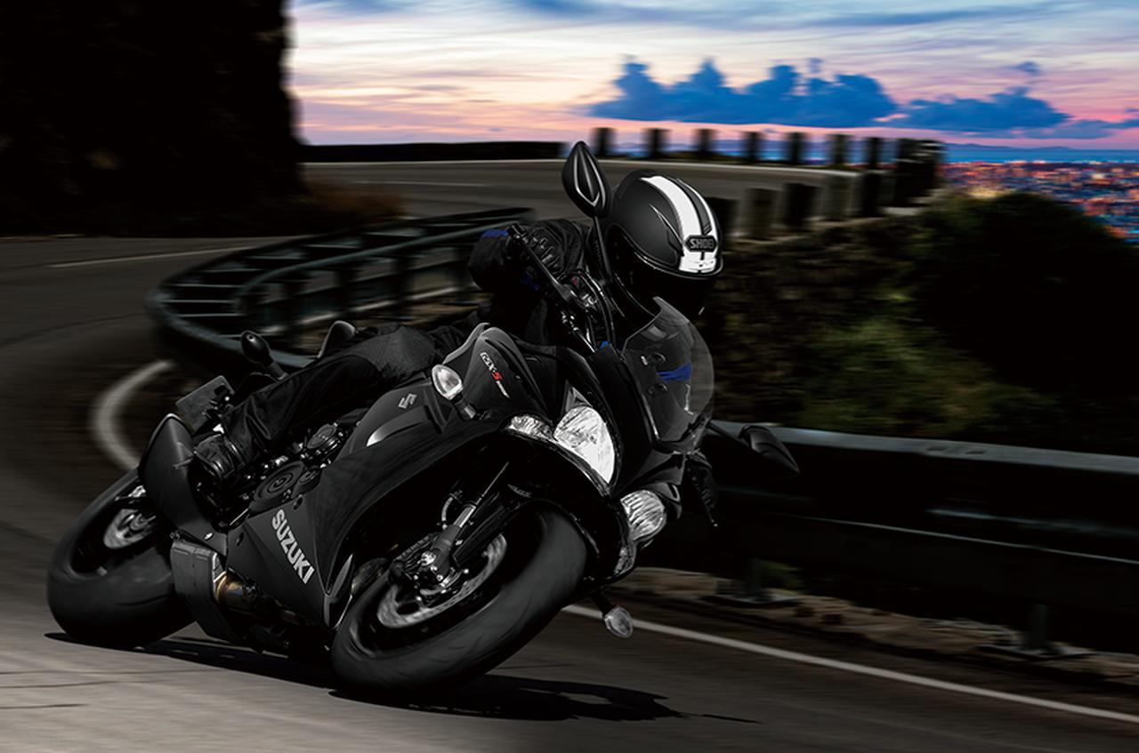 画像2: 「GSX-S1000F ABS」の2020年カラーも2/20に発売!