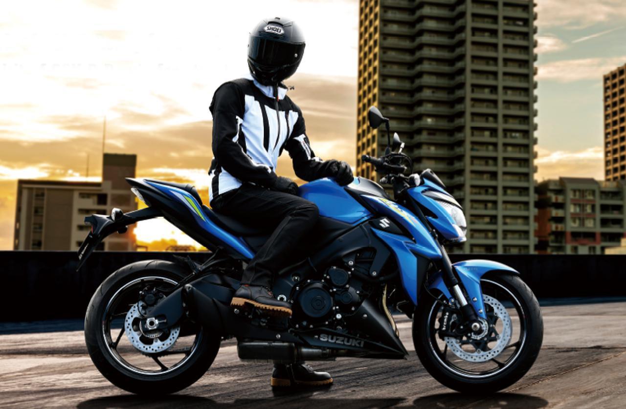 画像2: 「GSX-S1000 ABS」(2020)トリトンブルーメタリック