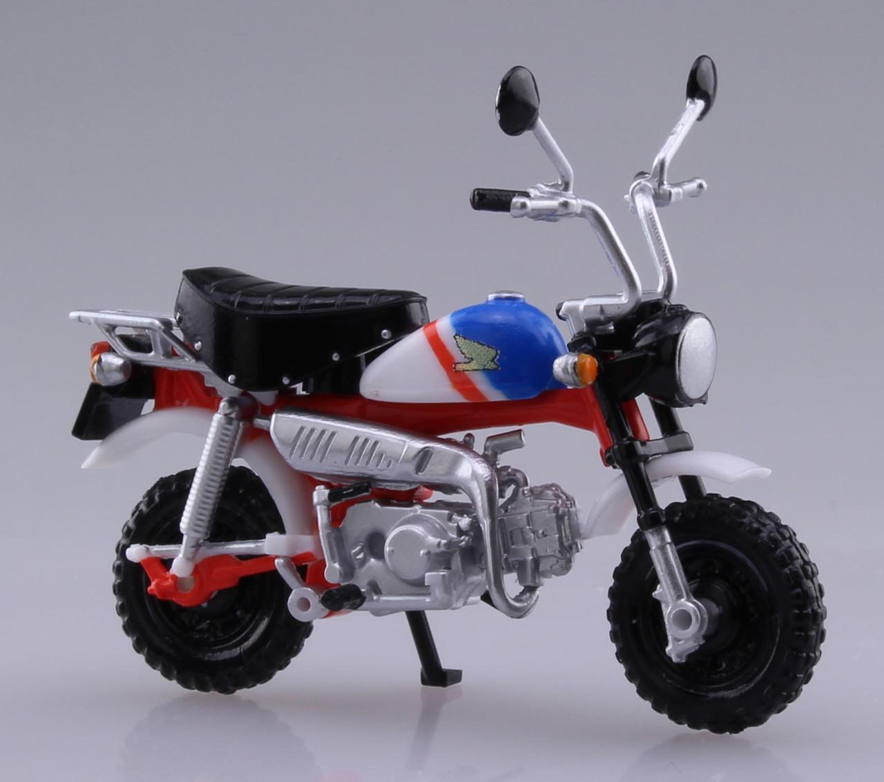 画像: モンキー・ゴリラがカプセルトイに! 全5種類で1回300円! - webオートバイ