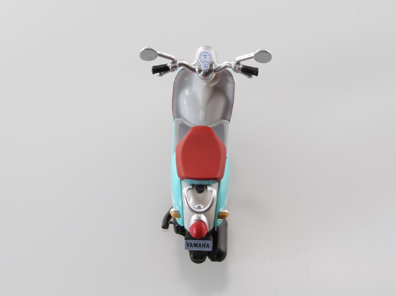 Images : 10番目の画像 - ヤマハ「ビーノ」1/32スケール・カプセルトイの写真を全て見る - webオートバイ