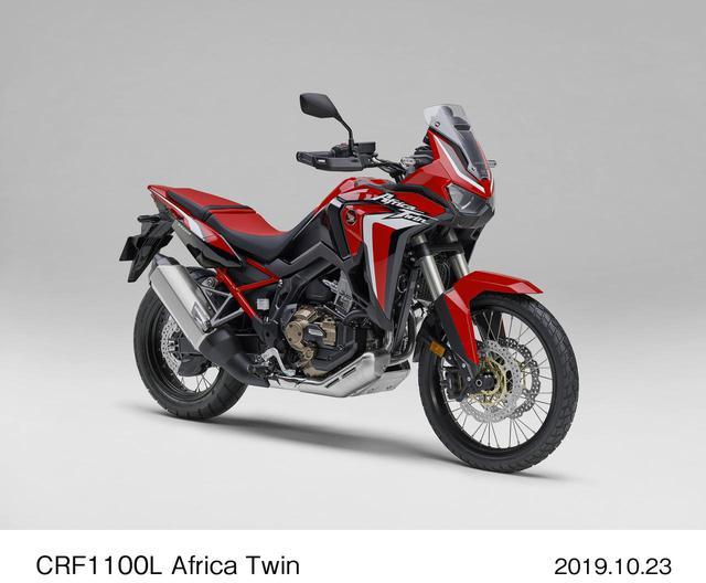 画像2: ホンダ「CRF1100L Africa Twin」が2月14日(金)発売! 新型アフリカツイン・全シリーズの価格と発売日のまとめ