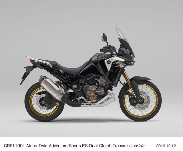 画像14: ホンダ「CRF1100L Africa Twin」が2月14日(金)発売! 新型アフリカツイン・全シリーズの価格と発売日のまとめ
