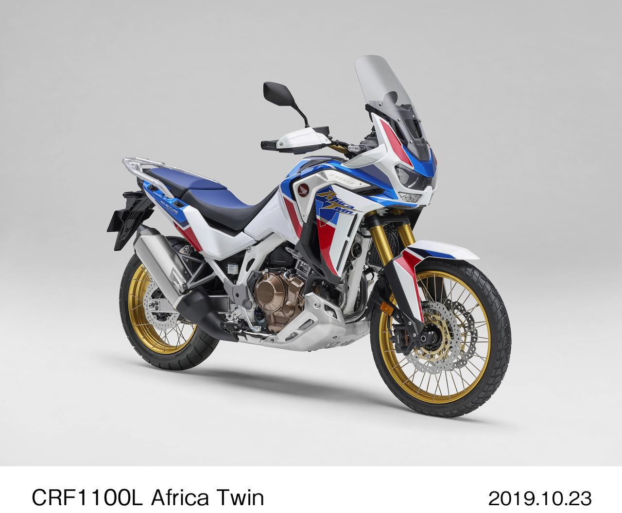 画像3: ホンダ「CRF1100L Africa Twin」が2月14日(金)発売! 新型アフリカツイン・全シリーズの価格と発売日のまとめ