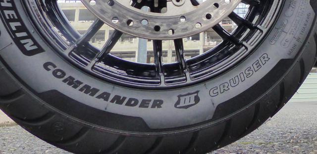 画像: ハーレーダビッドソンをはじめとするクルーザーに対応する新タイヤ