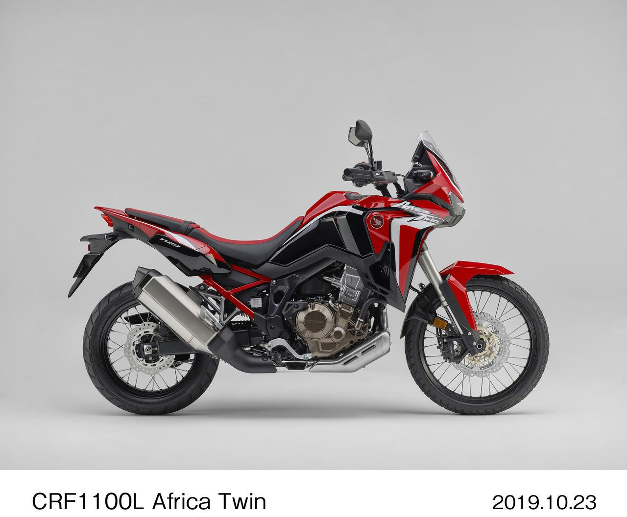 画像1: ホンダ「CRF1100L Africa Twin」が2月14日(金)発売! 新型アフリカツイン・全シリーズの価格と発売日のまとめ