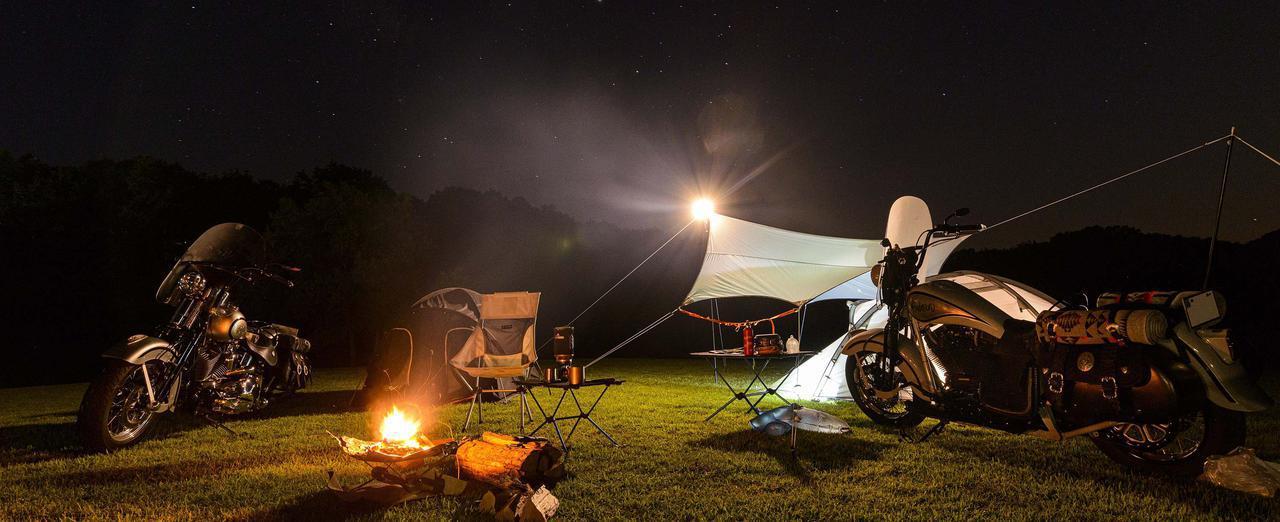 画像: <キャンプやろうぜ> その① まずこれだけ揃えよーぜ! ~これで春からキャンプツアラー! - webオートバイ