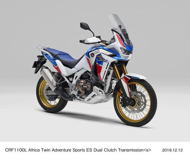 画像13: ホンダ「CRF1100L Africa Twin」が2月14日(金)発売! 新型アフリカツイン・全シリーズの価格と発売日のまとめ