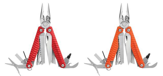 画像2: レザーマンのマルチツールに新たなハイエンドモデル「CHARGE PLUS G10」が登場!