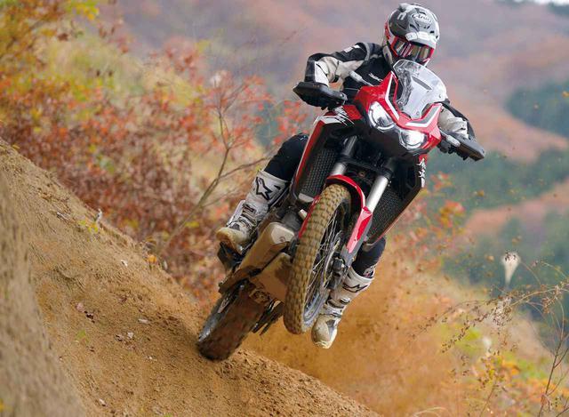画像: 三橋淳の試乗インプレ<CRF1100L AFRICA TWIN> - webオートバイ