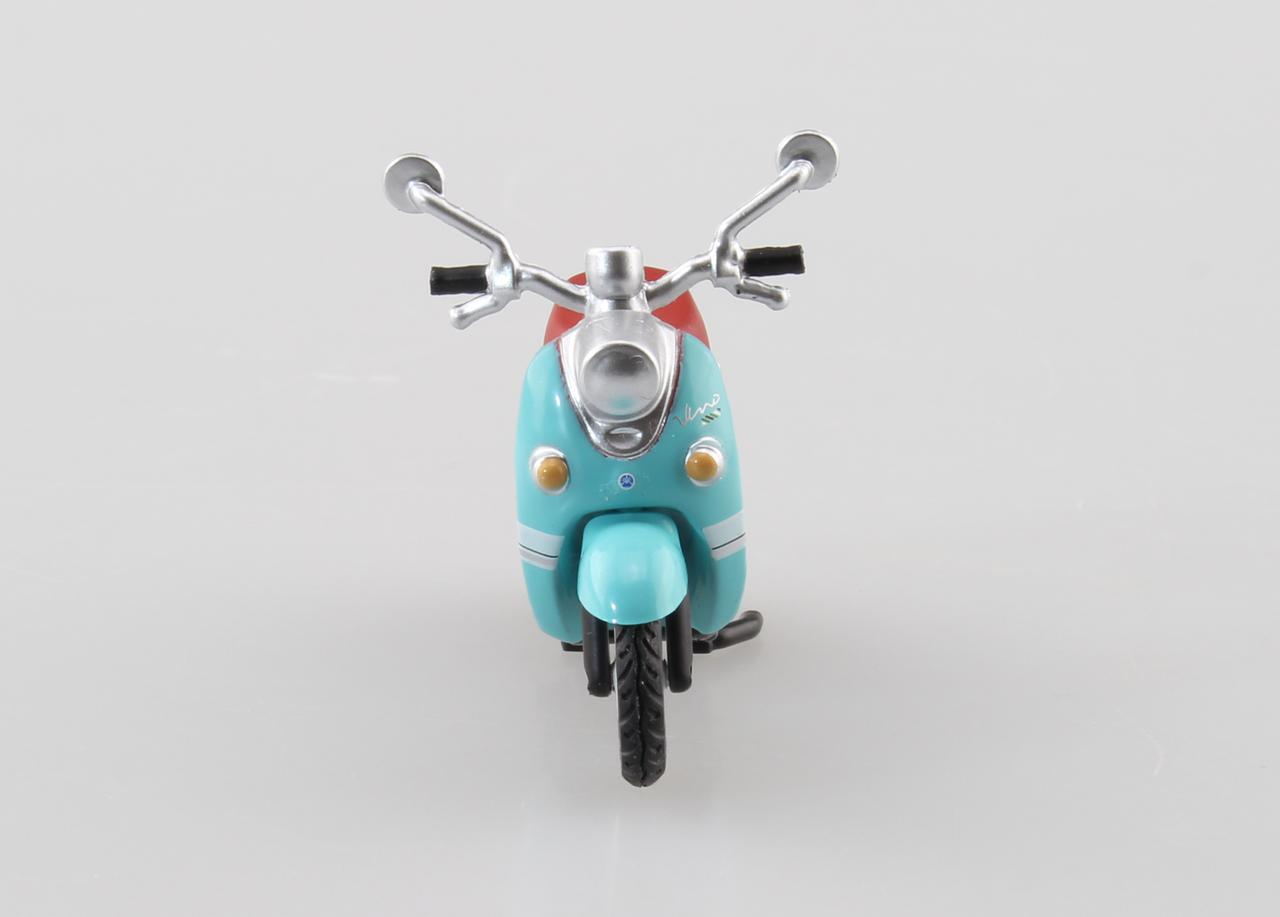 Images : 4番目の画像 - ヤマハ「ビーノ」1/32スケール・カプセルトイの写真を全て見る - webオートバイ