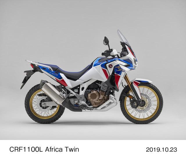 画像5: ホンダ「CRF1100L Africa Twin」が2月14日(金)発売! 新型アフリカツイン・全シリーズの価格と発売日のまとめ