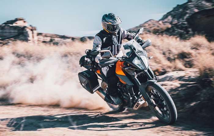 Images : 19番目の画像 - KTM「390 ADVENTURE」の写真を全て見る - webオートバイ