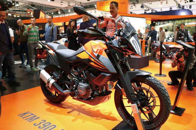 画像: 普通二輪免許で乗れる最強のアドベンチャーモデルとなるか? KTM「390 ADVENTURE」を徹底解説! - webオートバイ