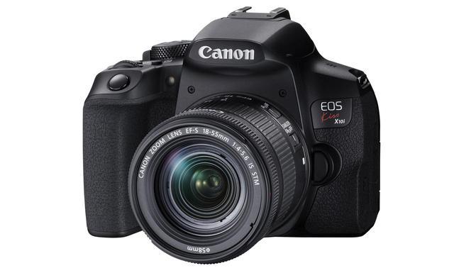 画像: Canon EOS Kiss X10i