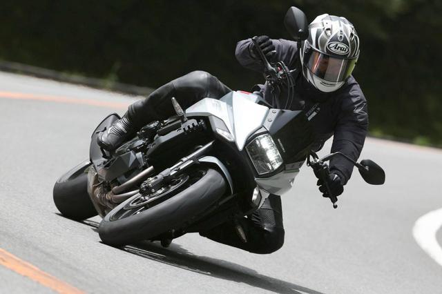 画像: 【独占企画!】八代俊二の新型KATANA試乗インプレ - webオートバイ