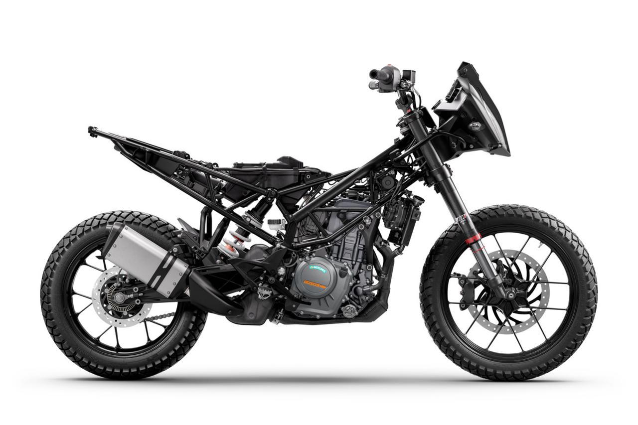 Images : 13番目の画像 - KTM「390 ADVENTURE」の写真を全て見る - webオートバイ