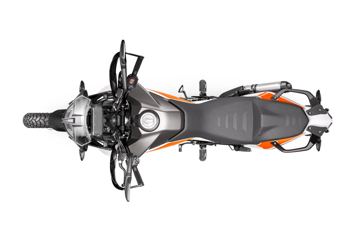 Images : 23番目の画像 - KTM「390 ADVENTURE」の写真を全て見る - webオートバイ