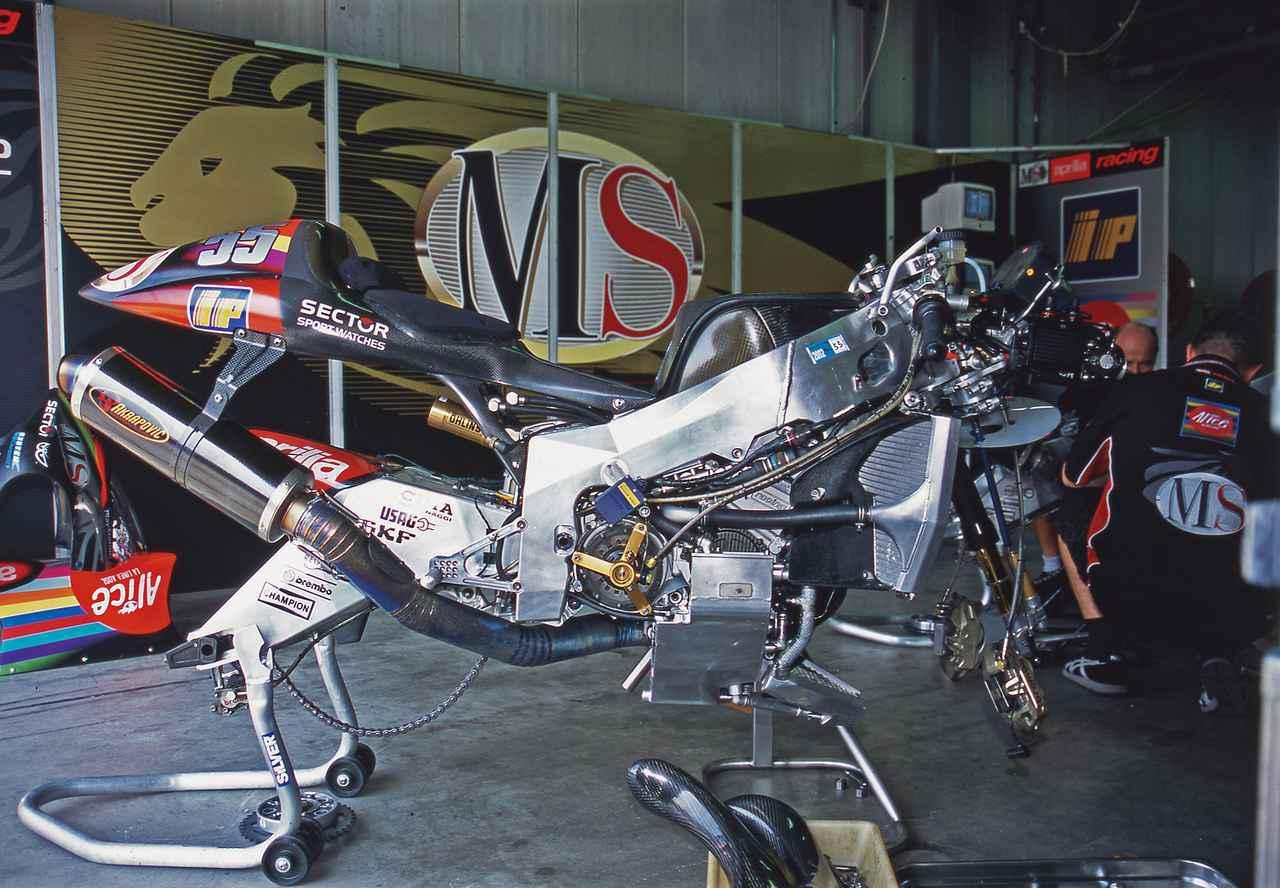 画像3: コスワースに開発を委託したエンジンを自社製フレームに積む