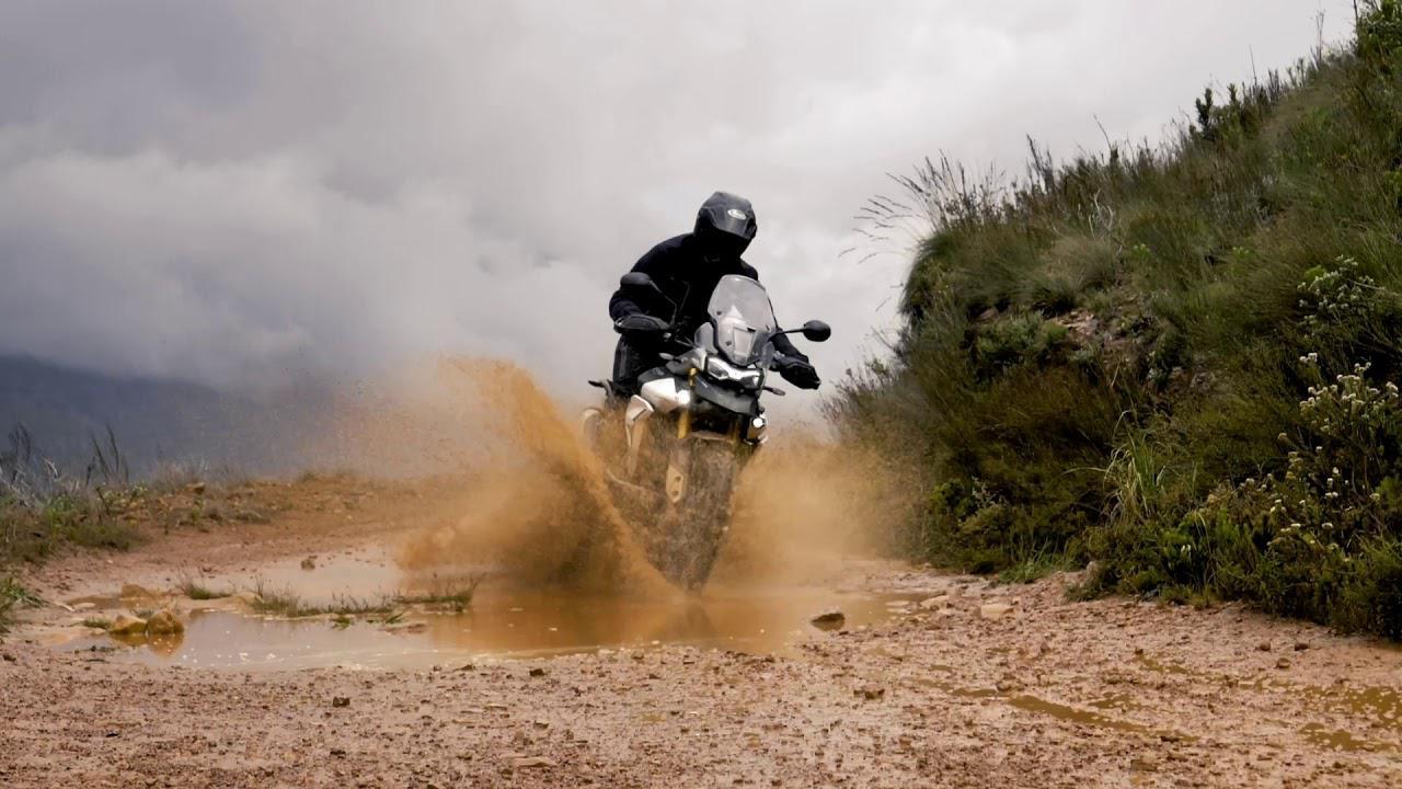 画像: THE NEW TIGER 900 RANGE www.youtube.com