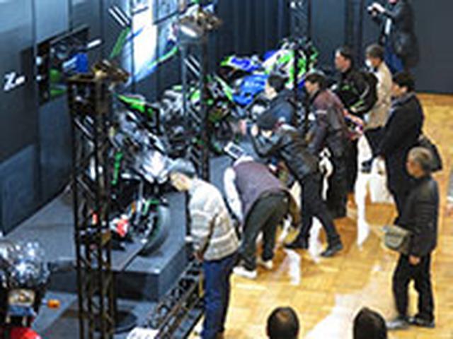 画像: Kawasaki Motorcycle Fair 2020 The Four.やっぱいいわ〜4気筒 | WEB Mr.Bike