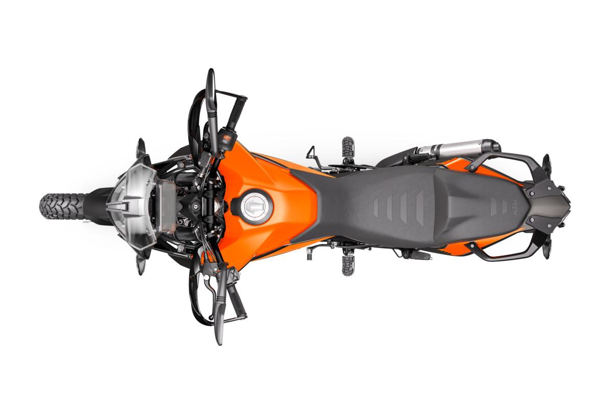 Images : 20番目の画像 - KTM「390 ADVENTURE」の写真を全て見る - webオートバイ