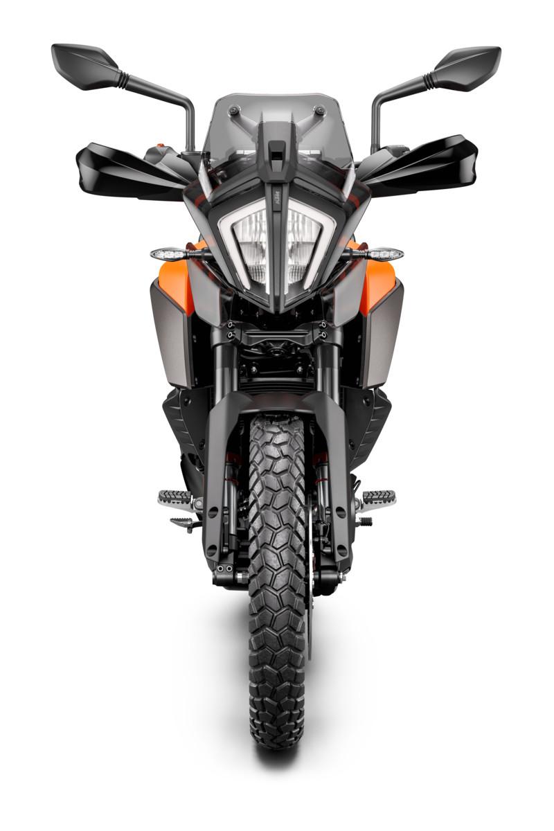 Images : 14番目の画像 - KTM「390 ADVENTURE」の写真を全て見る - webオートバイ
