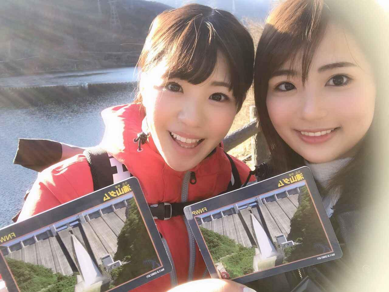 画像: [ふたツー]2019年初ふたツー☆秩父ツーリング(平嶋夏海 編)with 梅本まどか - webオートバイ