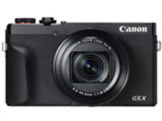 画像: CANON PowerShot G5 X Mark II 価格比較