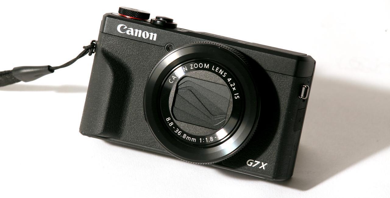 画像: バイクツーリングに適したカメラを考える!【キヤノン党・編集部員西野編】Canon「PowerShot G7 X Mark III」を使ってみた! - webオートバイ