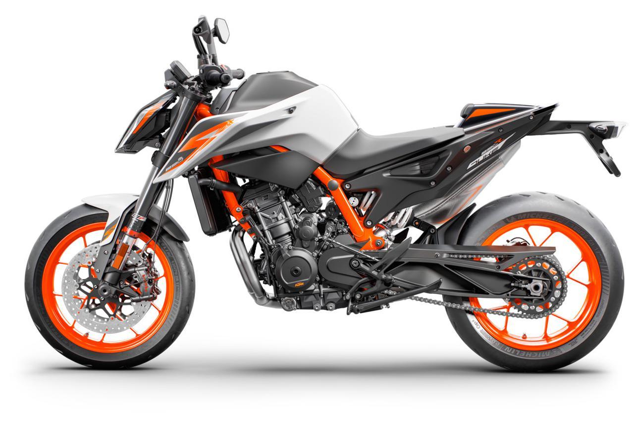 Images : 1番目の画像 - KTM「890 DUKE R」の写真を全て見る - webオートバイ