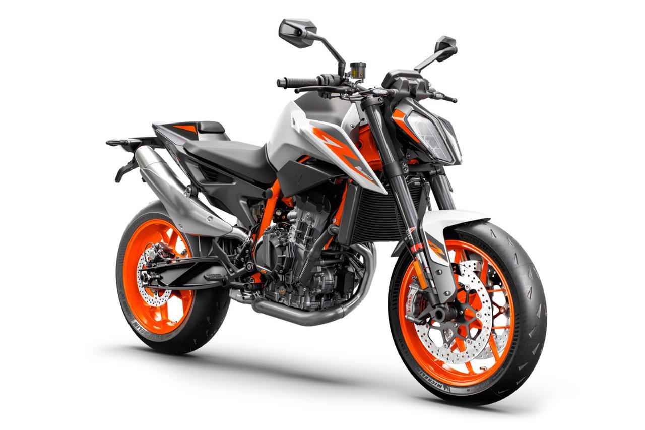 Images : 4番目の画像 - KTM「890 DUKE R」の写真を全て見る - webオートバイ