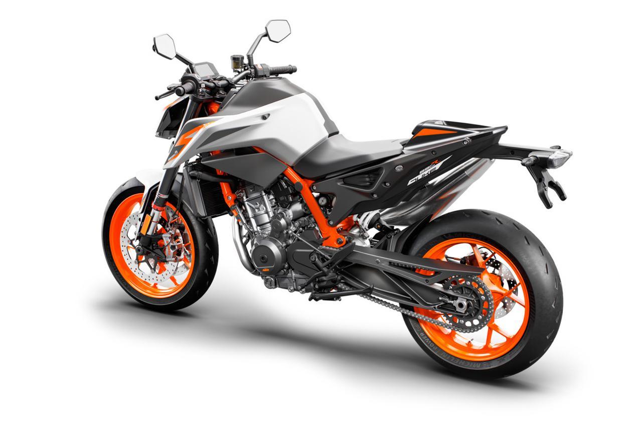 Images : 5番目の画像 - KTM「890 DUKE R」の写真を全て見る - webオートバイ