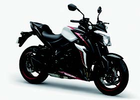 Images : スズキ GSX-S1000 ABS 2018 年2月