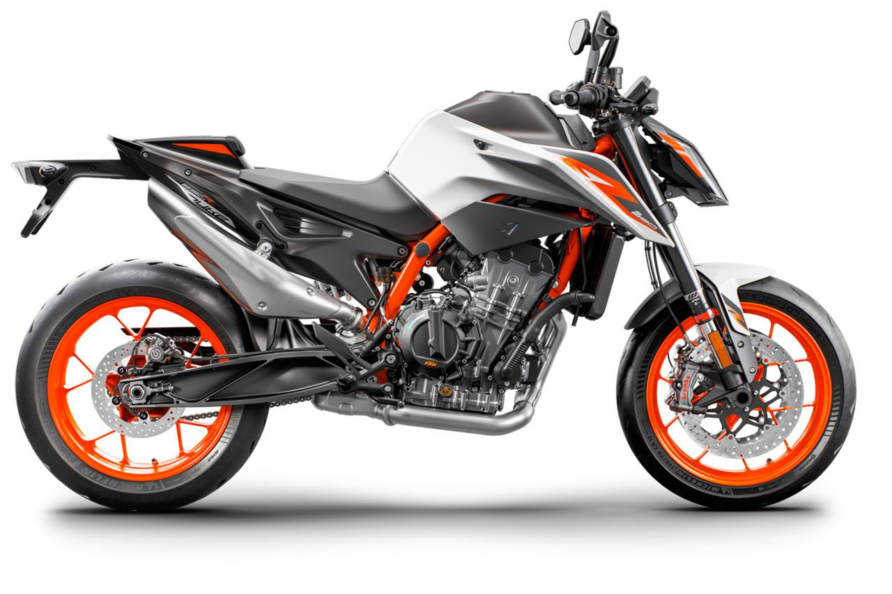 Images : 2番目の画像 - KTM「890 DUKE R」の写真を全て見る - webオートバイ