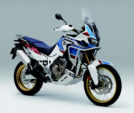 Images : ホンダ CRF1000L Africa Twin AdventureSports 2018 年 4月