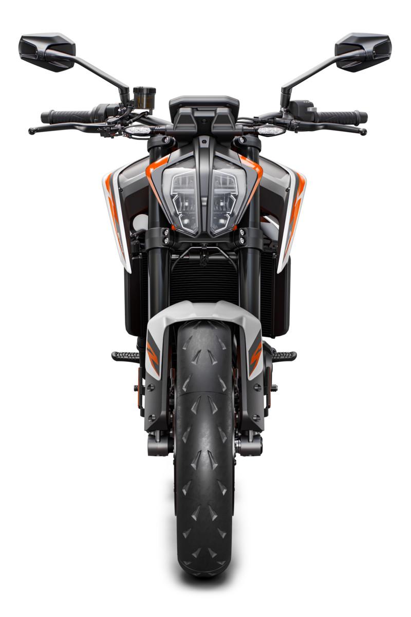 Images : 7番目の画像 - KTM「890 DUKE R」の写真を全て見る - webオートバイ