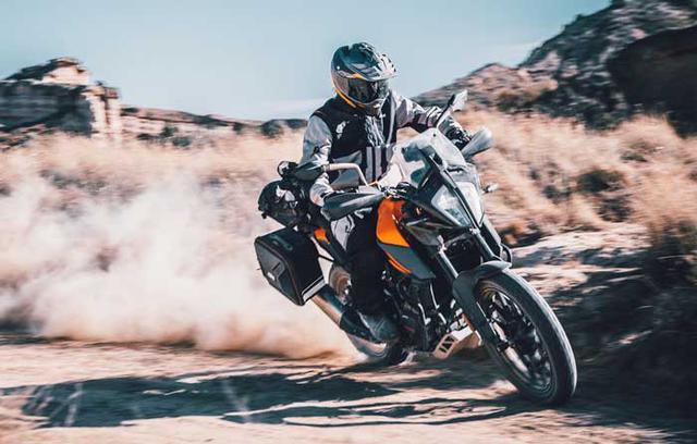 画像: 【新車】KTM「390 ADVENTURE」の価格と発売時期が決定! 大阪&東京モーターサイクルショーで実車が日本初公開されます! - webオートバイ