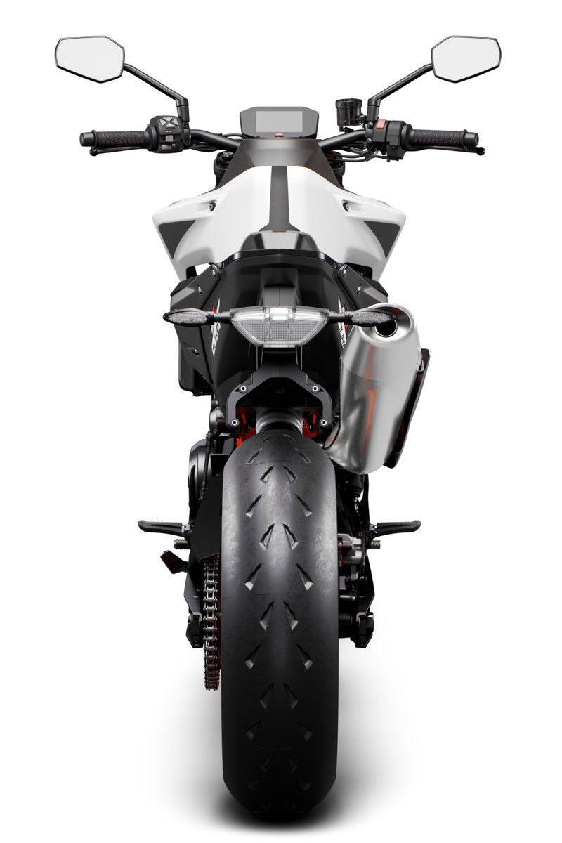 Images : 9番目の画像 - KTM「890 DUKE R」の写真を全て見る - webオートバイ