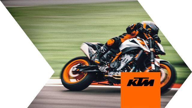 画像: A closer look at the KTM 890 DUKE R | KTM www.youtube.com