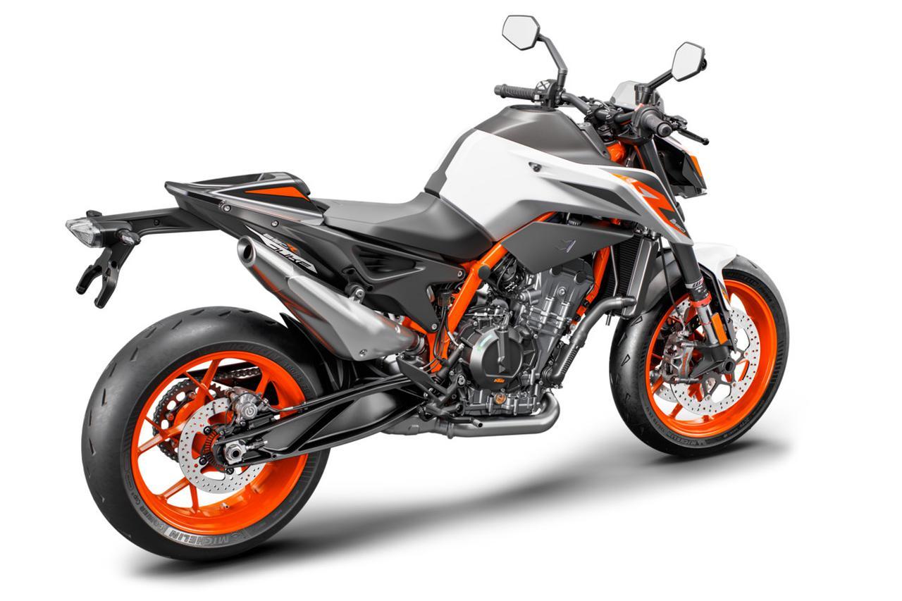 Images : 6番目の画像 - KTM「890 DUKE R」の写真を全て見る - webオートバイ