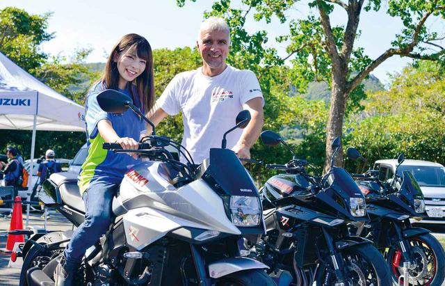 画像: 新型KATANAのデザイナー、フラスコーリさんに突撃取材! カタナというバイクの印象、そしてアップアハンドルについても聞いてみた! - webオートバイ