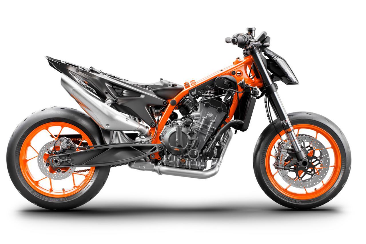 Images : 11番目の画像 - KTM「890 DUKE R」の写真を全て見る - webオートバイ